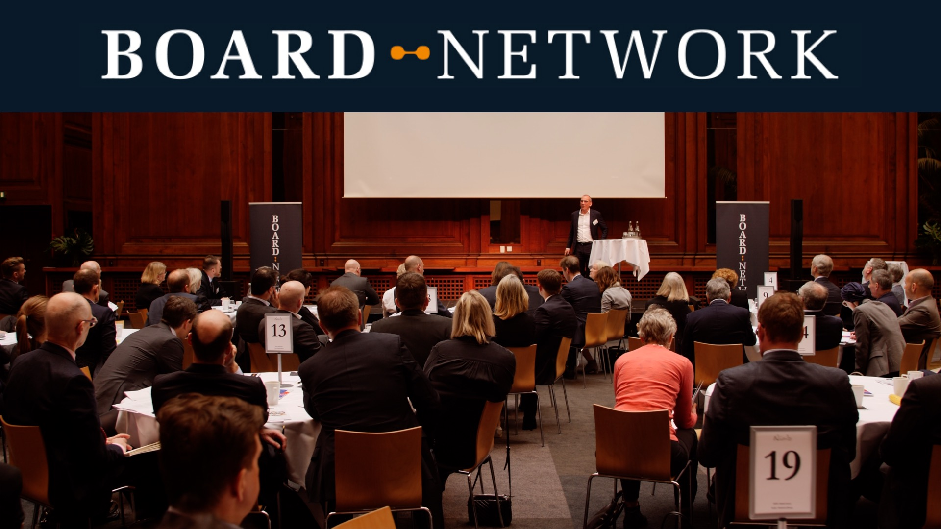 Board Network arrangementer